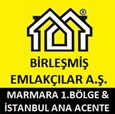 BİRLEŞMİŞ EMLAKÇILAR A.Ş MARMARA 1.BÖLGE & İSTANBUL ANA ACENTESİ